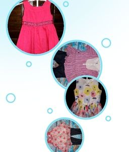 Other - baby girl Lot Sets Dresses Size 12 Month